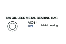 RC Metal Bearing Bag:  56014 - 850 Oil Less