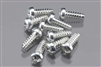 RC 2x6mm Tapping Screw:  57751