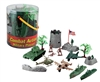 military toy playset