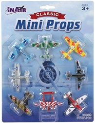 Classic Mini Props - 8 Pieces