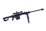 Miniature .50 cal Barrett Model 82A1 - 1:3 Scale Toy Sniper Replica