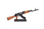 Miniature AK47 Model Rifle - 1:3 Scale Toy Replica