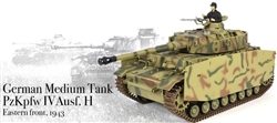 1/24th Scale FOV/Walterson's Radio Control German Panzer IV Tank