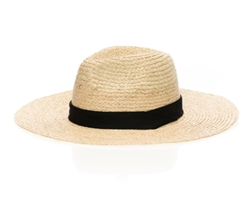 wholesale organic raffia straw hats floppy sun hat