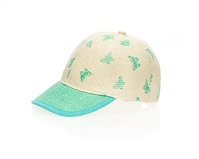 wholesale girls baseball hats straw caps