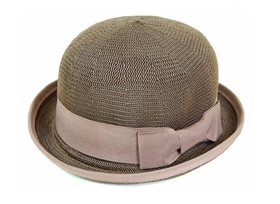 wholesale poly knit bowler hat
