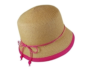 wholesale straw bucket hats summer cloche natural materials
