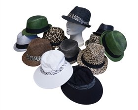 Wholesale Fall Fedoras Grab Bag