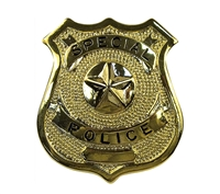 Rothco Special Police Badge - 1907