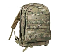 Rothco MultiCam 3 Day Assault Pack - 40125