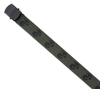 Rothco Olive Drab Globe Anchor Web Belt - 4594