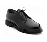 Rothco 5055 High Gloss Dress Uniform Oxford Shoes