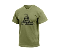 Rothco Don't Tread On Me Vintage T-Shirt - 67707