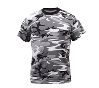 Rothco City Camo T-Shirt - 6797