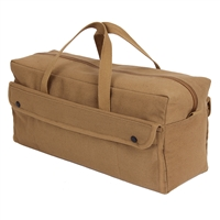 Rothco Coyote Jumbo Mechanics Tool Bag 7259