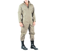Rothco Khaki Air Force Style Flight Suit - 7508