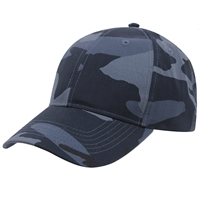 Rothco Midnight Blue Camo Adjustable Cap 7960
