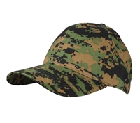 Rothco Digital Woodland Camo Cap - 8184