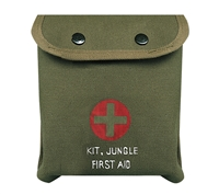 Rothco M-1 Jungle First Aid Kit - 8326