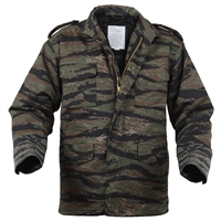Rothco Tiger Stripe M-65 Field Jacket - 8713
