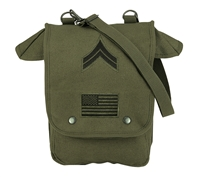 Rothco Olive Drab Map Case Shoulder Bag - 8796