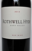 750ml bottle of 2013 Abreu Rothwell Hyde red wine blend from Napa Valley California