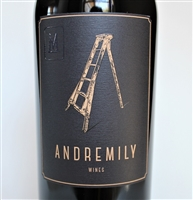 750ml bottle of 2016 Andremily Wines Mourvedre from Ventura California