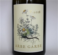 750 ml bottle of 2018 vintage Arbe Garbe White Wine Blend of Tocai Friulano, Malvasia Bianca, and Ribolla Gialla from Sonoma County California