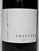 750ml bottle of 2015 Booker Wines Fracture 22 100% Syrah from Paso Robles California aged 22 months in French oak