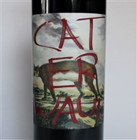 750ml bottle of 2017 Caterwaul Cabernet Sauvignon from the Regusci Vineyard in Stags Leap District AVA of Napa Valley California