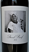 750ml bottle of 2014 Devil Proof Malbec from the Farrow Ranch in Alexander Valley of Sonoma County California