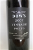 750ml bottle of Dow's Vintage Port from the Duoro Valley of Portugal