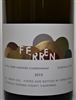 750ml bottle of 2015 Ferren Lancel Creek Vineyard Chardonnay from the Sonoma Coast of California