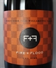 750ml bottle of pinot noir from the Willamette Valley of Oregon by Chapter 24 Wines. The Fire from Fire + Flood series.