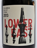750ml bottle of 2013 Gramercy Cellars Syrah Lower East Columbia Valley from Washington state