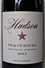 750 ml bottle of 2014 Hudson Ranch Pick Up Sticks Red Wine Blend of Grenache, Syrah, and Viognier from Carneros Napa Valley California