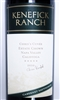 750 ml bottle of Kenefick Ranch Cabernet Sauvignon red wine from Calistoga, Napa Valley, California