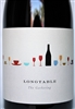 A 750ml bottle of 2012 The Gathering a red wine blend of syrah grenache mourvedre and counoise by Longtable Wines in the Mount Veeder AVA of Napa Valley California