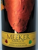 750ml bottle of 2013 Meeker Winemaker's Handprint Merlot from Sonoma County California