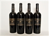 Four Vintage Vertical of Martinelli Jackass Vineyard Zinfandel red wine from Sonoma California