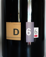 750ml bottle of 2014 Orin Swift Department 66 Grenache, a red wine blend of grenache, syrah, and carignan from the IGP Cotes Catalanes in the South of France