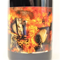 750ml bottle of 2015 Equinox Edition VII Funeral Pyre by Orin Swift a syrah based red wine blend from California
