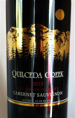 750ml bottle of 2013 Quilceda Creek Columbia Valley Cabernet Sauvignon, Columbia Valley Washington