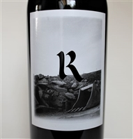 750ml bottle of 2016 Realm Cellars Houyi Cabernet Sauvignon from the Pritchard Hill AVA of Napa Valley California