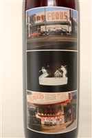 750 ml bottle of Sine Qua Non 2013 And and Eight Track ventura California rose wine