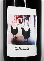 750ml bottle of Sine Qua Non Gallinita Rose from Ventura California