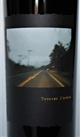 750 ml bottle of 2015 Sine Qua Non Trouver l'Arene Syrah red wine from Ventura California