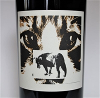 1.5L bottle of 2017 Sine Qua Non Chimere red wine from Clos Saint-Jean in Chateauneuf du Pape Rhone Valley France