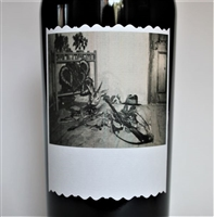 750 ml bottle of 2017 Sine Qua Non Grenache The Gorgeous Victim red wine from Ventura California