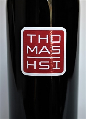 750ml bottle of Thomas Hsi Cabernet Sauvignon from Mount Veeder Napa Valley California